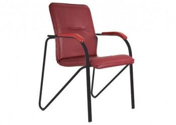 Кресло офисное Самба wood  black