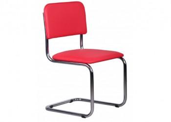 Кресло Сильвия chrome