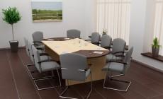 Конференц столы Премьера, ДСП