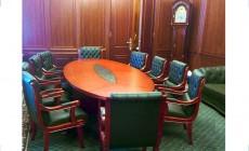 Конференц стол RM, шпон