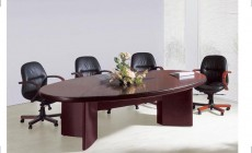 Конференц стол МХ, шпон