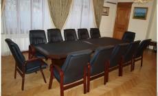 Конференц стол Classic, шпон