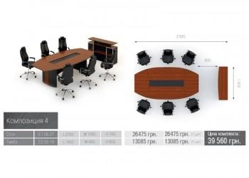 Эйдос Композиция мебели 4
