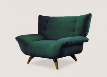Кресло мягкое Рокси