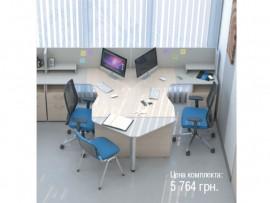 Сенс Комплект мебели 3